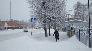 Зима. Январь 2019